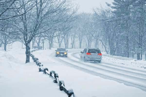 Five Great Winter Driving Tips