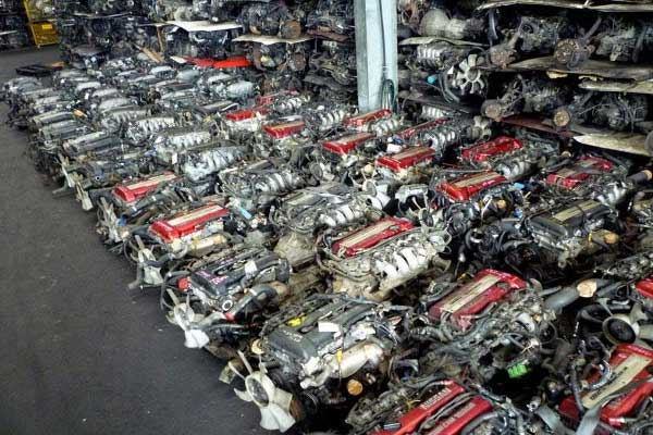 REMANUFACTURED and USED ENGINES