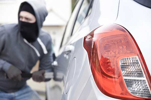 HOW TO PREVENT CAR BREAK-INS