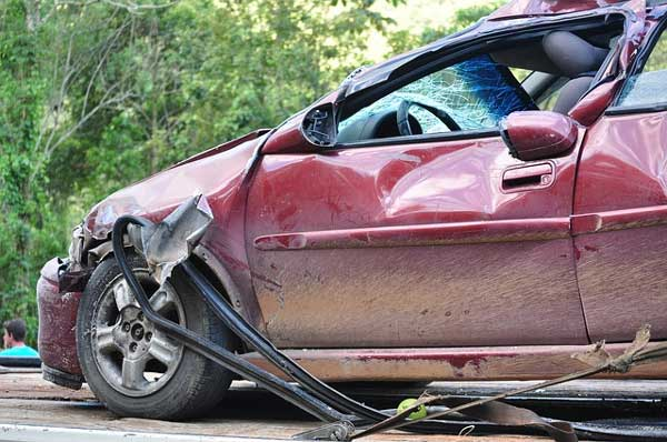 How to Get Rid of an Accident – Written off Car Sitting at Your Home?