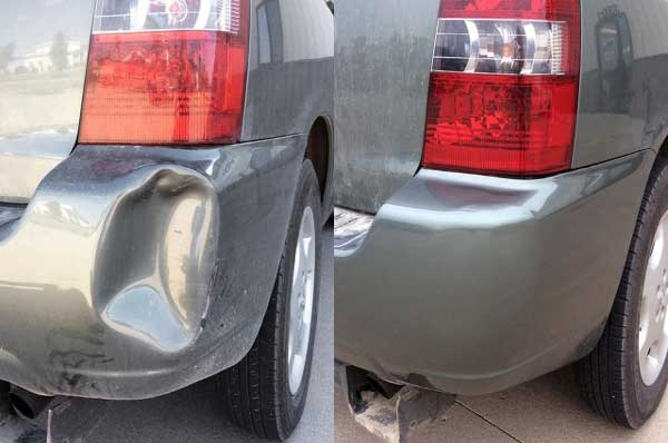 DIY Car Dents Removal