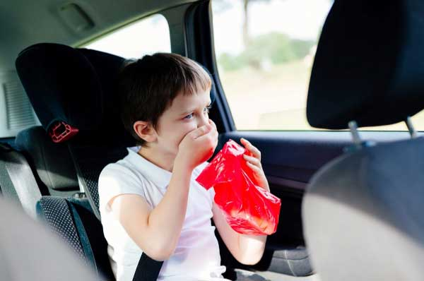 KIDS on BOARD: How to Beat Car Sickness