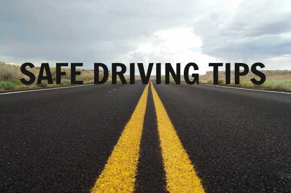 10 Safe Driving Tips for New Drivers